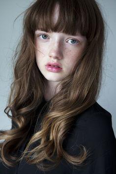 #hair #cabelo #sardas #makeup #maquiagem #ondulado