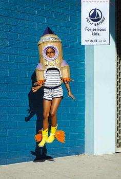Petit Bateau: For serious kids, 1 | Advertising Agency: BETC, Paris, France; Creative Directors: Rémi Babinet, Jasmine Loignon; Art Director: Damien Bellon