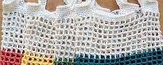 Bolsa en crochet punto maya, patrón en PDF Crochet Top, Women, Fashion, Purse, Crochet Tops, Oxford Shoes, Bright Colours, Slip On, Aqua
