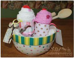 ice cream sundae baby shower - Google Search