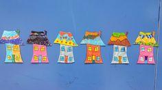 Forskellige huse