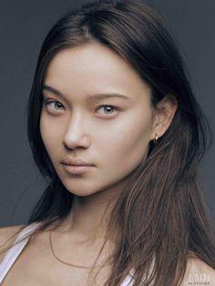 """Russian model Sveta Barbachakova """"eurasian"""" look"""