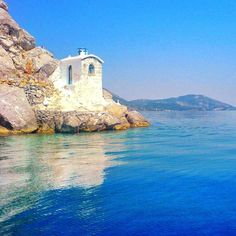 aspaki via Instagram Το εκκλησάκι της Κρασοπαναγιας Μεθανων#greekchallenge16 #greece #greek #flag #blueandwhite #ellas #ellada hellas #Ελλάδα #Ελλάς  http://instagram.com/p/RHrmA8B6mv/