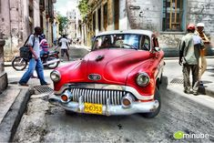 2014-07-03-HavanaViajesyfotografia.jpg  Havana, Cuba - Exploring the streets of Old Havana is like stepping back in time to a world of majestic pre-revolutionary buildings, classic cars, and the smell of home-cooking mixing with the sea breeze. (Photo by Viajesyfotografia)