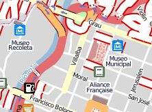 Check out our hotspots around our hotel at Arequipa.  Source: Despegar.com
