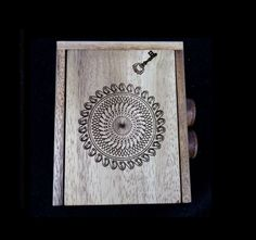 Overtime Puzzle Box - Mandala Model - Puzzle Box for Escape Rooms