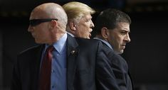 Trump received $1.6 million from Secret Service The agency pays to travel with all presidential nominees, but in Trump's case, that money went to one of his companies.