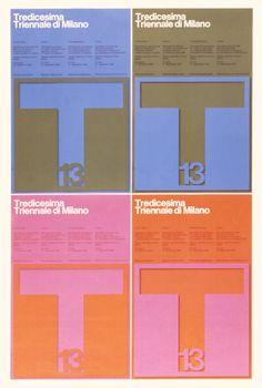 Vignelli Associates, New York, New York, 1964