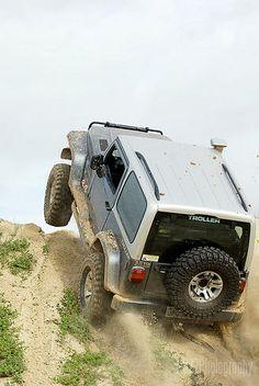Ação Troller Jeep Off Road
