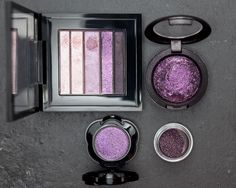 MAC Pinkluxe Glitter Young Punk TOO FACED Poison Orchid FYRINNAE Alchemist Coarse http://www.magi-mania.de/mac-pinkluxe-glitter-shadow-vs-young-punk-poison-plum-alchemists-coarse/