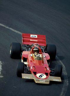Jochen Rindt (France 1970)