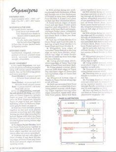 PLASTIC CANVAS (pág. 7) | Aprender manualidades es facilisimo.com