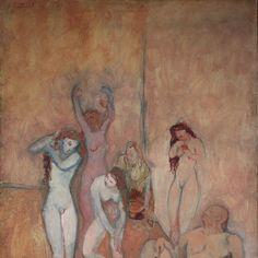 Pablo Picasso, The Harem, 1906.