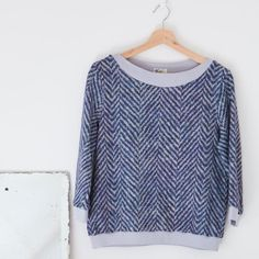 La Maison Victor | Pull Aster Libelle - tricot