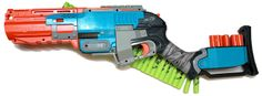 Nerf Zombie Strike Sledge Fire | Nerf N-Strike Elite Zombie Strike Apocalypse Multi-Pack