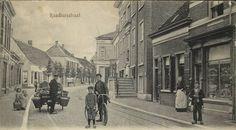 Breda - Ginneken - Raadhuisstraat - 1903