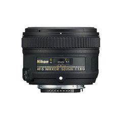 79287 photo-video Nikon 50mm f/1.8G AF-S NIKKOR Lens for Nikon Digital SLR Cameras  BUY IT NOW ONLY  $164.95 Nikon 50mm f/1.8G AF-S NIKKOR Lens for Nikon Digital SLR Cameras...
