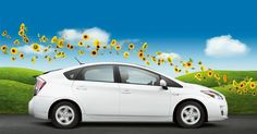 my next car; blizzard pearl Prius