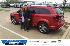 Happy Anniversary to Kathleen on your #Dodge #Journey from Jake Thursby at Waxahachie Dodge Chrysler Jeep!  https://deliverymaxx.com/DealerReviews.aspx?DealerCode=F068  #Anniversary #WaxahachieDodgeChryslerJeep