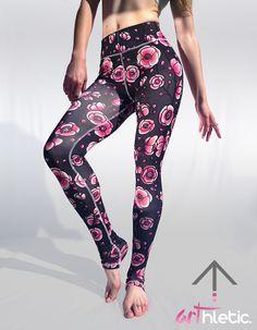 Cherry leggings