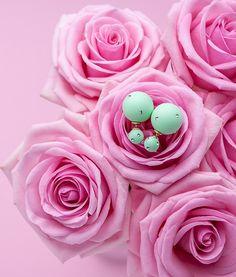 #orecchini doppia boule #ForUnconventionalWoman www.viaromabijoux.net