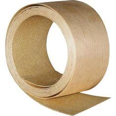Get the Band-It 2 in. x 8 ft. Red Oak Veneer Edgeband Stainable and paintable smooth, real-wood veneer and resin-impregnated paper backing from The Home Depot