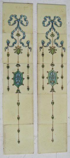 Edwardian Kitchen Tiles