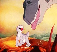 This movie makes me cry and brings happiness to me at the same time! Forever The Land Before Time!