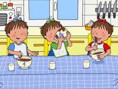 ▶ 1X01 SOM LES TRES BESSONES - YouTube Triplets, Videos, Family Guy, Youtube, Spanish, Fictional Characters, Tv, Children's Books, School
