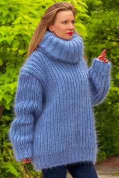 Thick Sweaters, Women's Sweaters, Mohair Yarn, Mohair Sweater, Icelandic Sweaters, Shawls And Wraps, S Models, Hand Warmers, Summer Collection