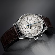 IN THE FOOTSTEPS OF A LEGEND A movement well-known to collectors beats at the heart of the latest Zenith watch: Calibre 410 ZENITH El Primero 410 (See more at En/Fr/Es: http://watchmobile7.com/articles/zenith-el-primero-410) (3/6) #watches #zenith
