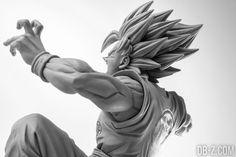 SCultures BIG Goku Super Sayian 2 Varoq f