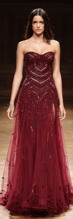 Tony Ward Fall-winter 2014-2015.