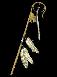 Native American Coup Stick