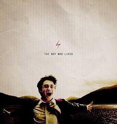 Aquel.... es Harry Potter: El niño que vivió.