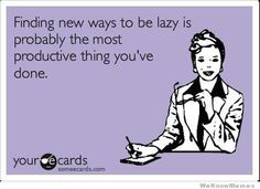 Lazy people are using up the air meant for the busy!