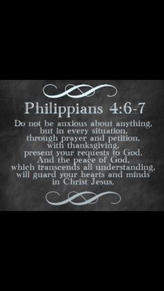 Phil ~ Don't be anxious about anything-Favorite Bible verse. Peace Of God, Word Of God, Scripture Quotes, Bible Scriptures, Scripture About Peace, Printable Scripture, Faith Scripture, Healing Scriptures, Bible Verses