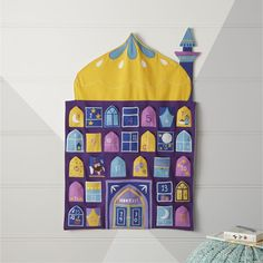 Shop Ramadan Countdown Calendar. Celebrate the month of Ramadan day by day with this interactive calendar. It's decorated with festive icons and features pockets that you can fill with a daily surprise like a treat or toy.