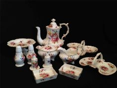 CH2737 HAMMERSLEY 12 PC LOT MINUET 2991 MINT CONDITION in Pottery & Glass, Pottery & China, China & Dinnerware, Hammersley | eBay