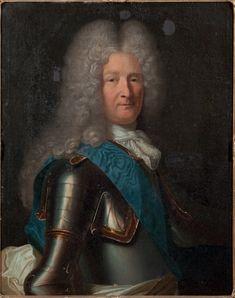 Philippe de Montboissier-Beaufort-Canillac, 7e. Marquis de Canillac (1668 - 1725), Comte de Saint-Cirgues, Vicomte de Valernes, Baron de Châteauneuf-du-Drac, Seigneur de La Queuille, Maréchal-de-Camp, Lt.-Gal. des Armées du Roi en Languedoc, Chevalier des Ordres.