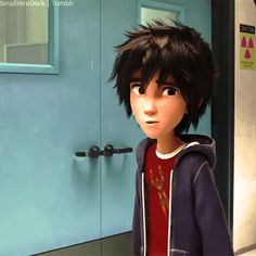 Alright so my sisters were watching big hero 6 and i had never seen it. Im walking past the room and Hiro is on screen at the time. this was my exact reaction! next thing my sisters know their locked outside. The Big Hero, The Big Four, Cartoon Network Adventure Time, Adventure Time Anime, Hero 6 Movie, Hiro Hamada, Pocket Princesses, Princess Merida, Disney Boys