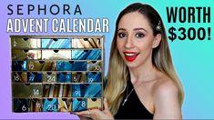 Sephora Favorites Advent Calendar 2020 - Worth $300 OMG!! | Vasilikis Be... Best Beauty Advent Calendar, Advent Calendars, Calendar 2020, Sephora, Beauty Hacks, Makeup, Make Up, Beauty Tricks, Beauty Makeup