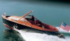 Van Dam custom made wooden boats.  www.mettlersamerica.com