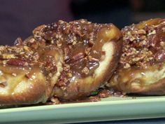 Get this all-star, easy-to-follow Flour's Famous Sticky Buns recipe from Throwdown with Bobby Flay