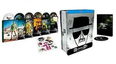 #Breaking bad series 1-5 complete #blu-ray complete series collector's #edition t,  View more on the LINK: 	http://www.zeppy.io/product/gb/2/182443055434/
