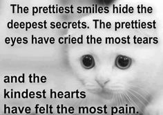 Heart ache causes pain.