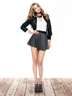 American model Gigi