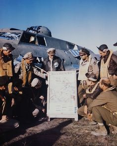 Royalty Free Pictures of World War II . How to ditch the B17 ,