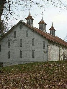 Wonderful old barn!