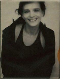Juliette Binoche by Sarah Moon